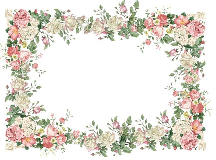 Flower Frames Png See full sized image