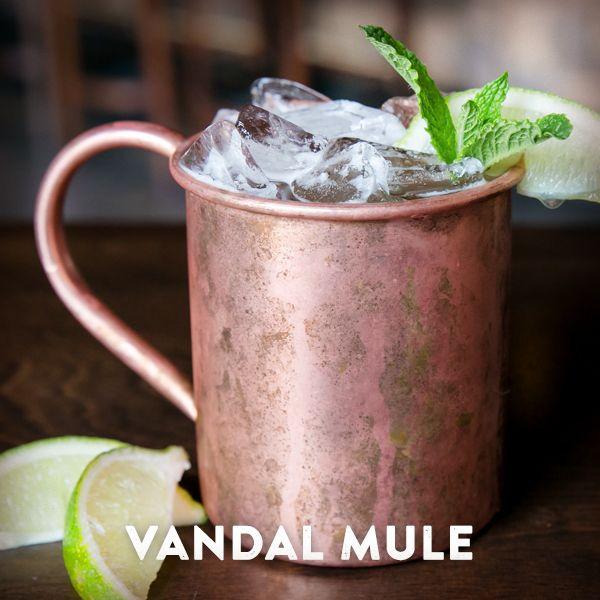 Vandal Mule Recipe