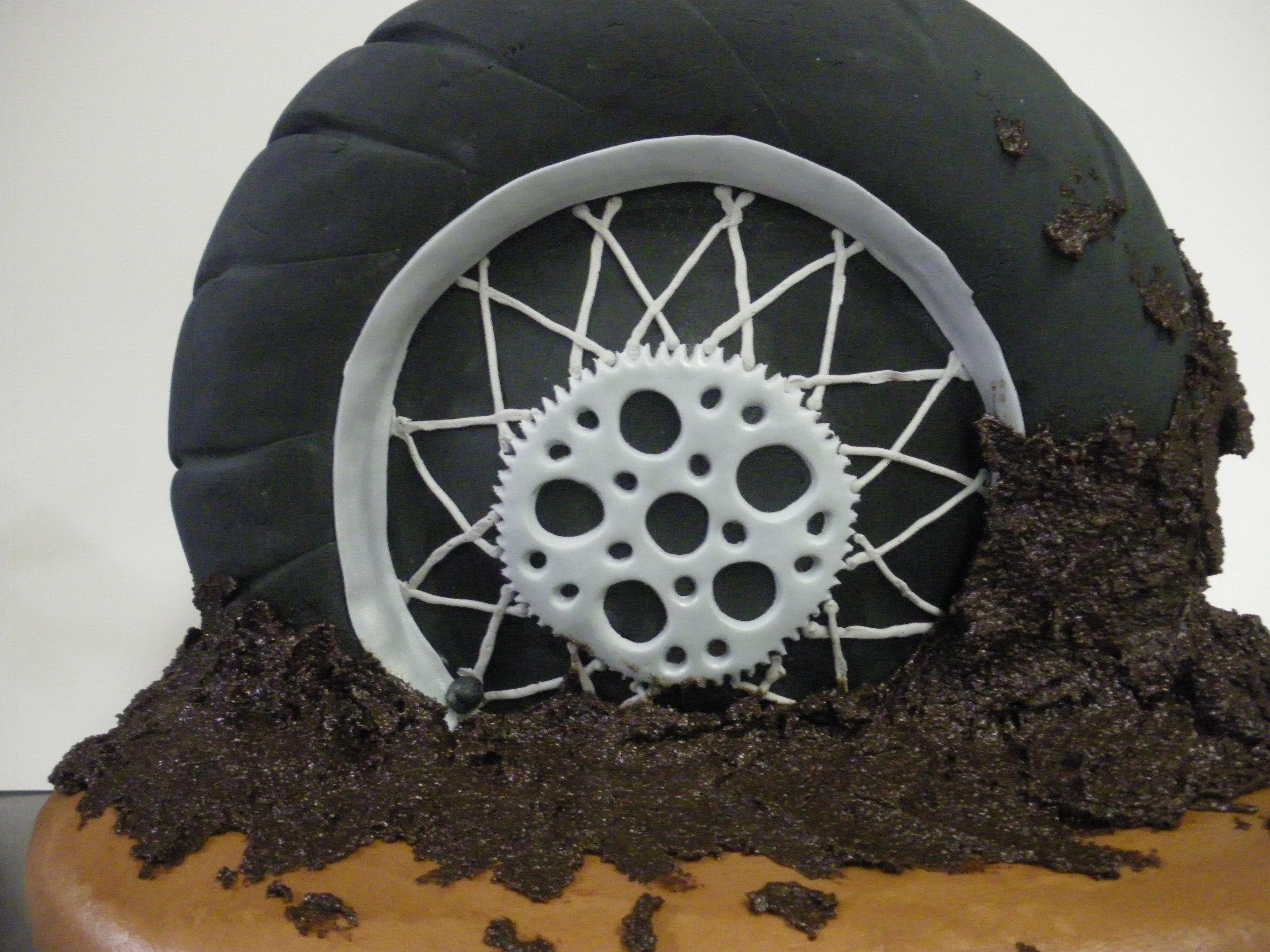 Muddin' cake