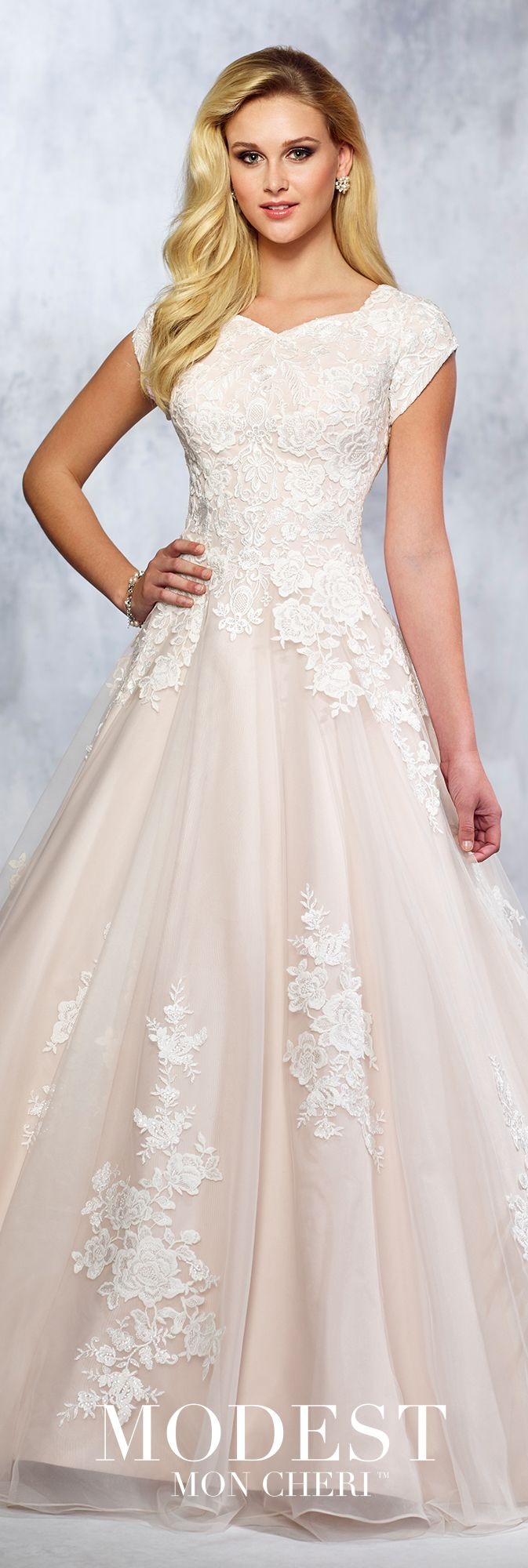 Modest wedding dresses fall collection style no tr