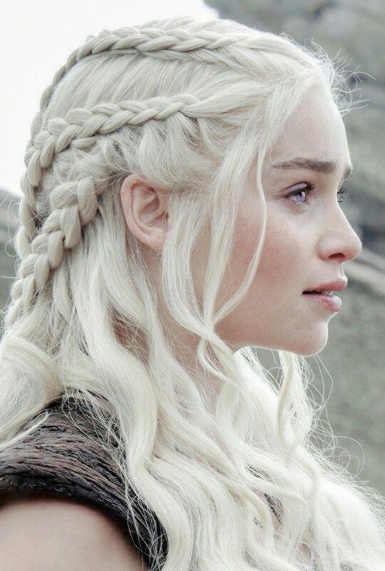 Daenerys Targaryen Daenerys Frisuren