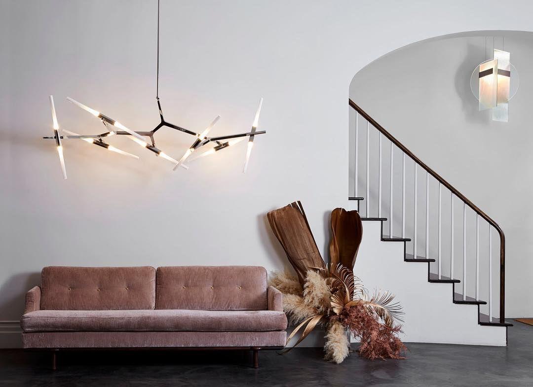 Agnes Chandelier 14 Lights Polished Nickel Interior Roll