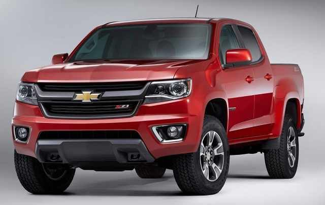 2017 Dodge Dakota Front View Design Pictures Chevrolet Colorado