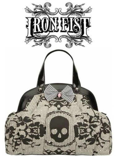 Iron Fist Lacey Days Bag Have This