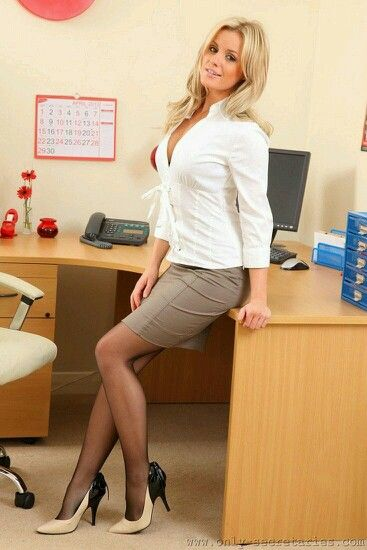 sexy secretary Office