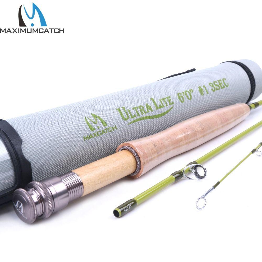 Maximumcatch 1wt Fly Rod 6ft Medium Fast Fly Fishing Rod Graphite Im10 Cordura Rod Tube Fly Fishing Rods Fly Rods Fly Fishing