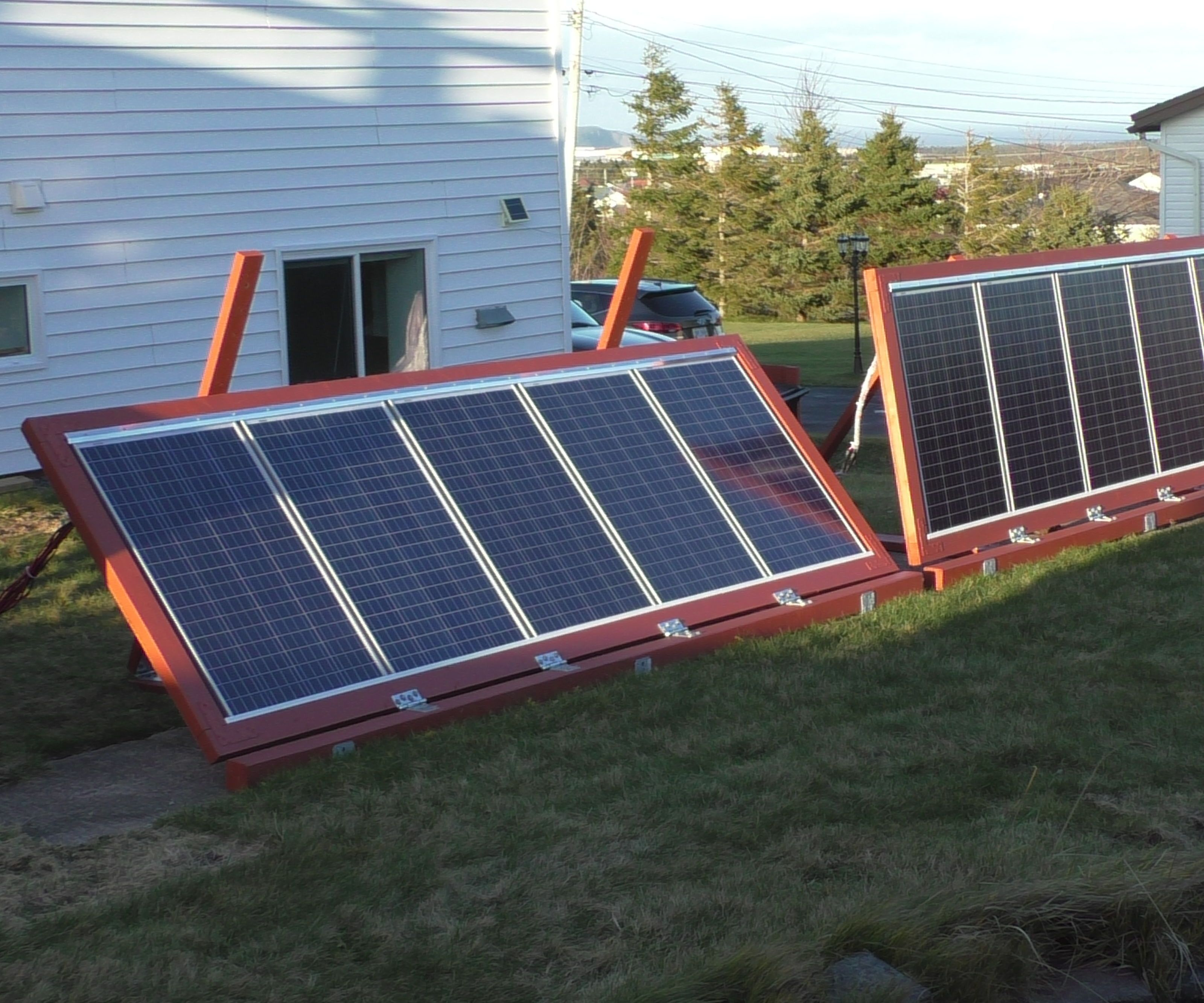 Ground Mounted Solar Panels With Adjustable Angles Best