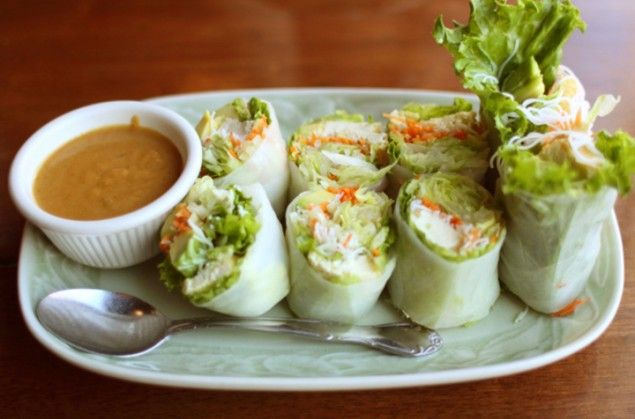 Gluten-Free Sandwich Spring Rolls | Recipe | Gluten free ...