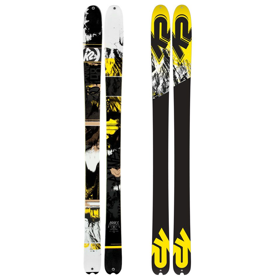 K2 Annex 98 Skis Alpine Skiing Freeride Ski Skiing