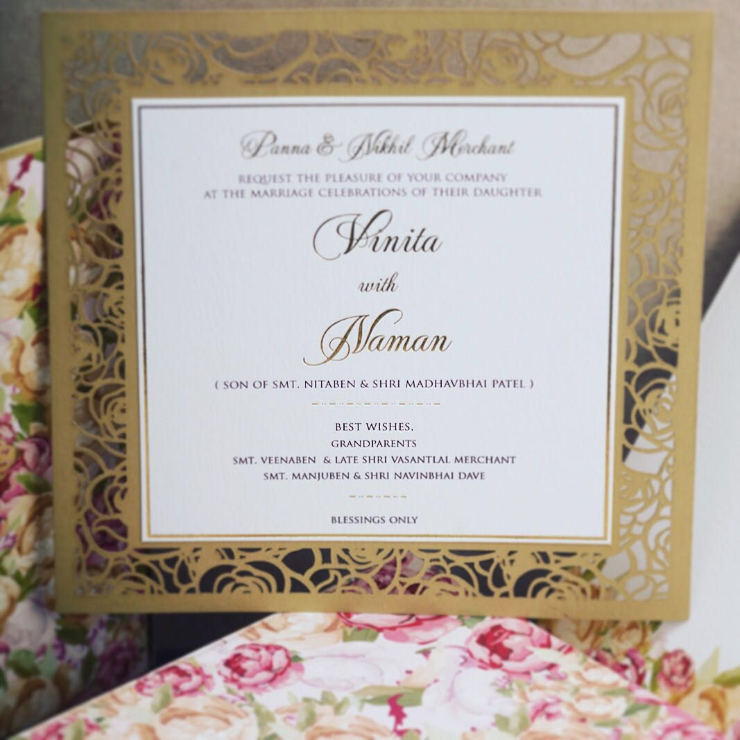 Wedding Invitation cards, Indian wedding cards, invites, Wedding ...