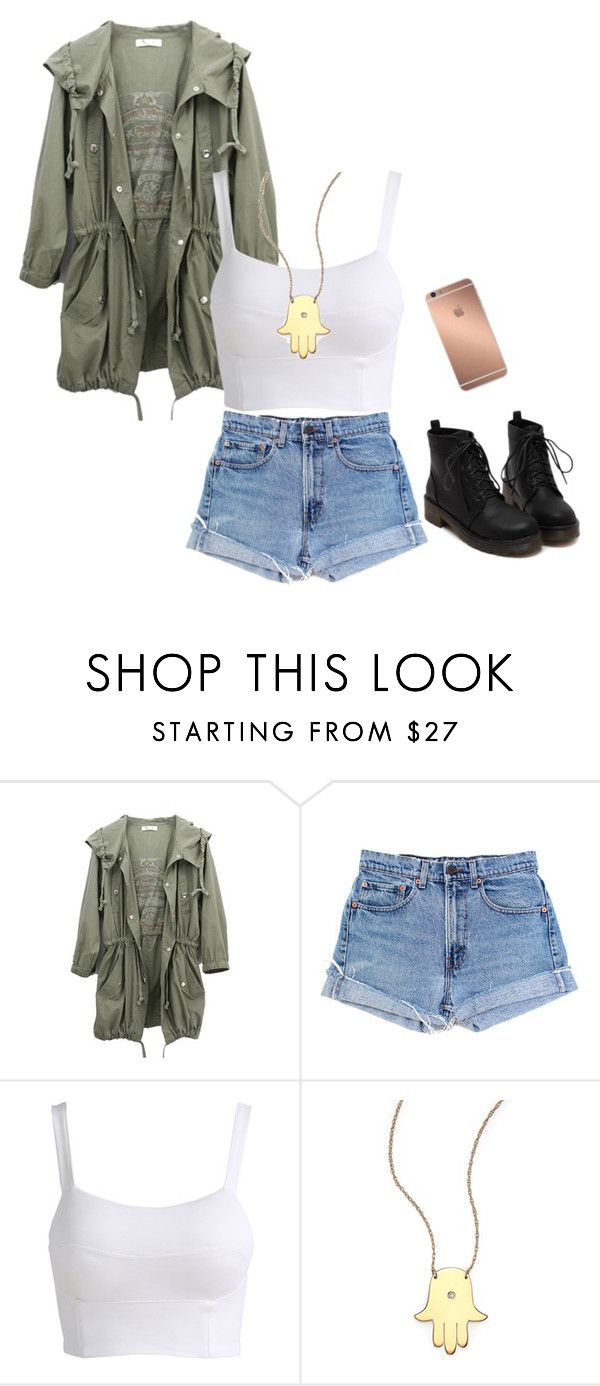 """""""Hand"""" by triz01 on Polyvore featuring Levi's, Jennifer Zeuner and Mura"""