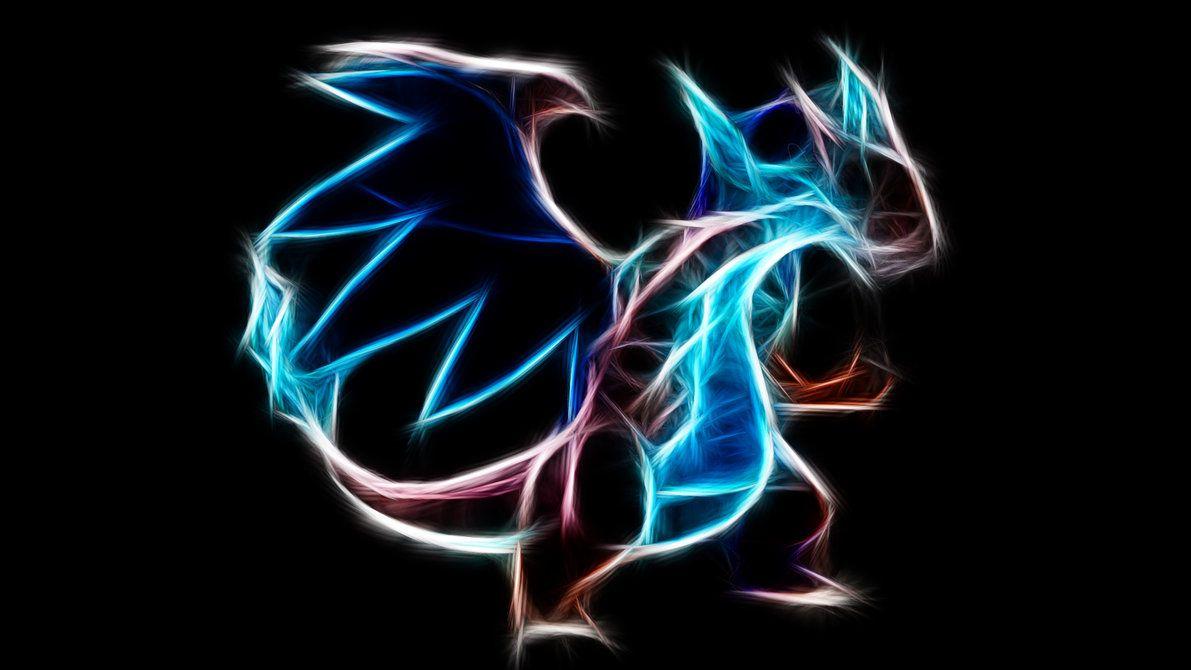 Mega Charizard X by https://theblacksavior.deviantart.com on @DeviantArt (avec images) | Dracaufeu