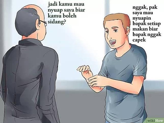 Kumpulan Meme Wikihow Receh Buat Netizen Indonesia Meme Gambar Lucu Meme Lucu