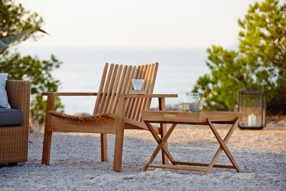 Lounge sessel garten holz  Gartenmöbel aus Holz - Von modern bis rustikal | Gartenmöbel aus ...