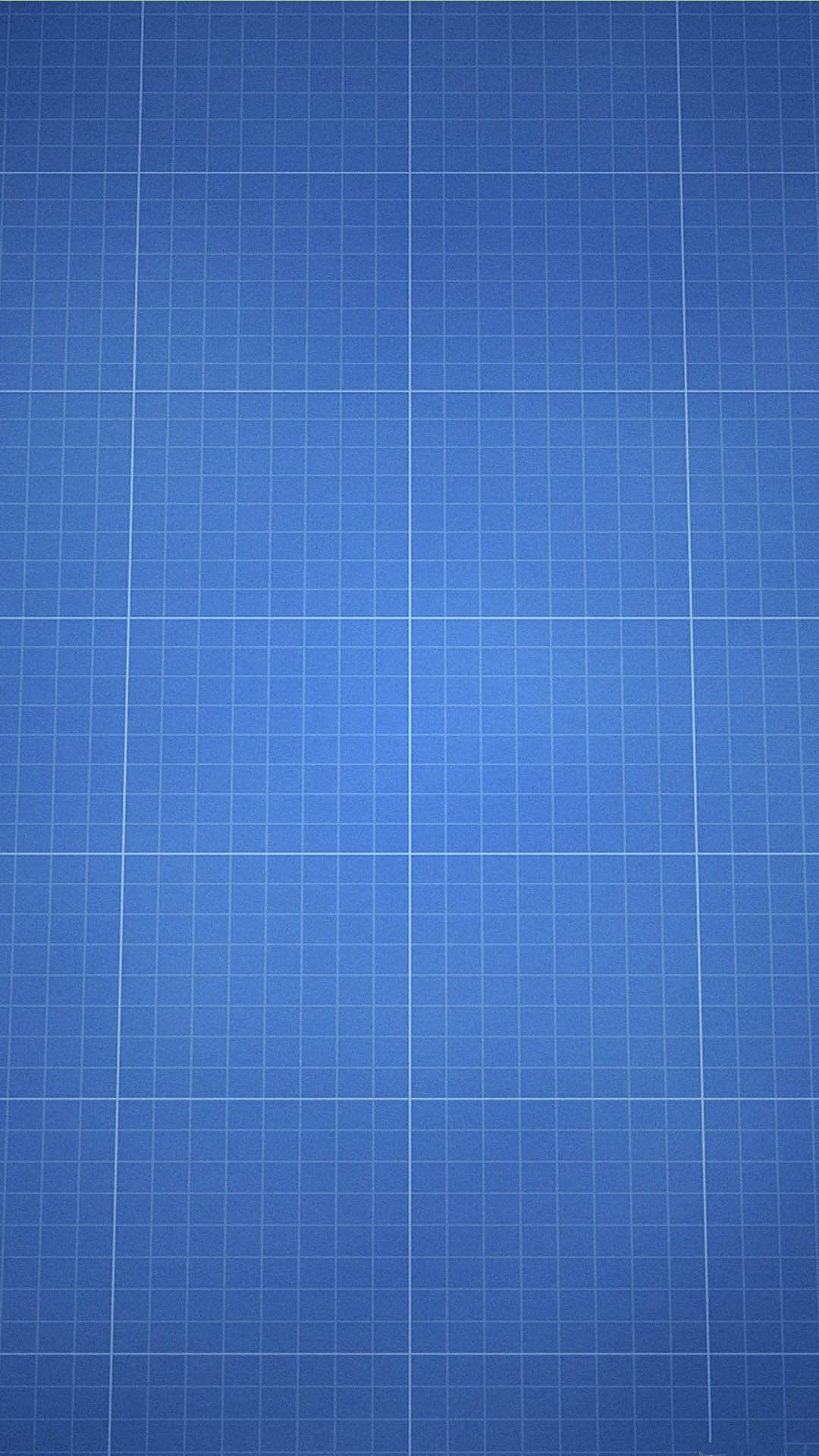 Blueprint Grid Android And Iphone Wallpaper Background And Lockscreen