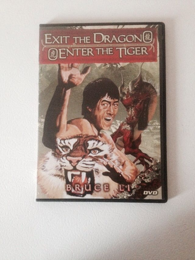 Exit the dargon& Enter the tiger