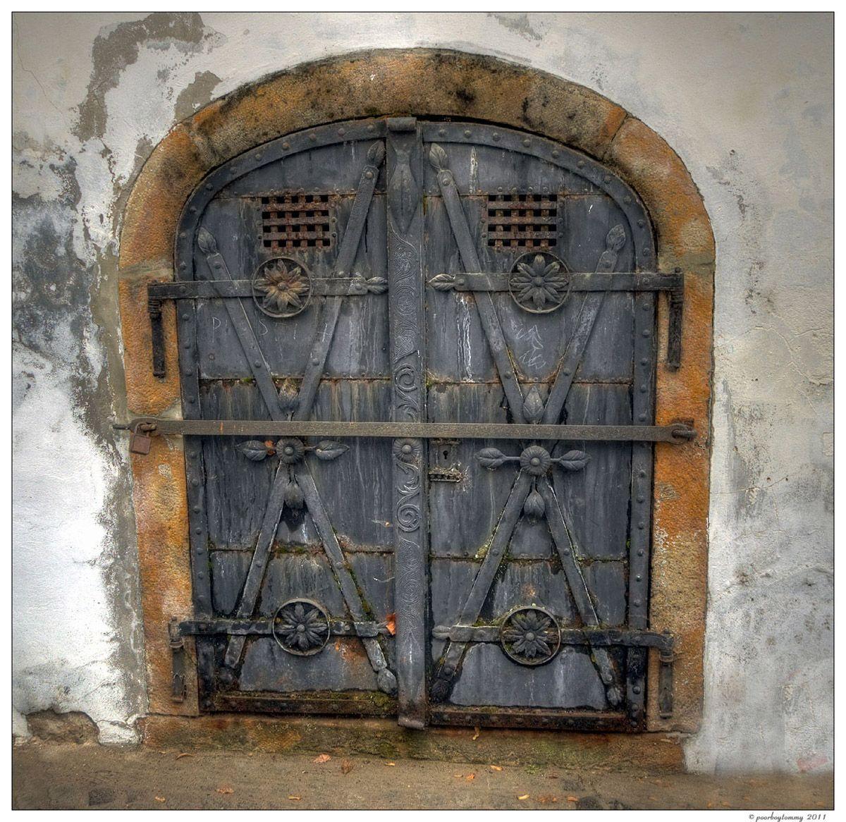 Haustüren alter stil  Pin von Eileen auf alte Türen | Pinterest | Alte türen, Türen und ...