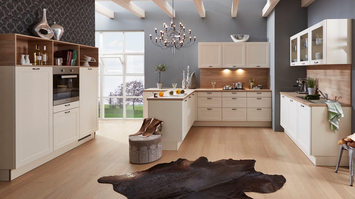 Culineo Einbauküche mit MieleElektrogeräten und