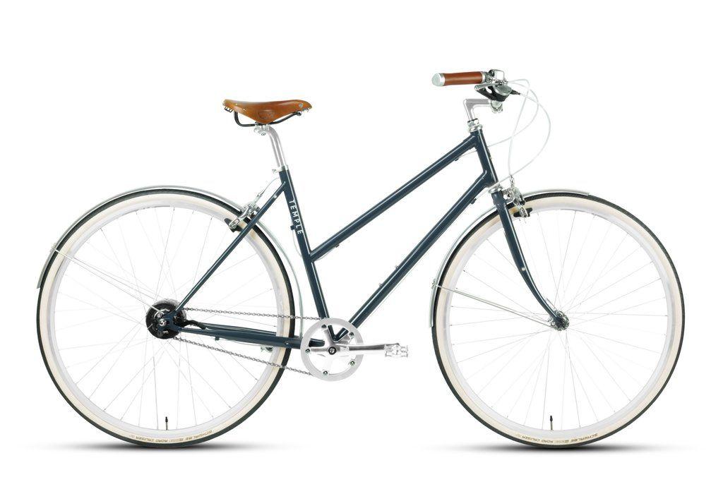 Step Through Lightweight Premium City Bike Women Bicycle