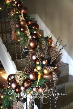 lot of pink rose gold brown christmas ball ornaments google search - Brown Christmas Tree