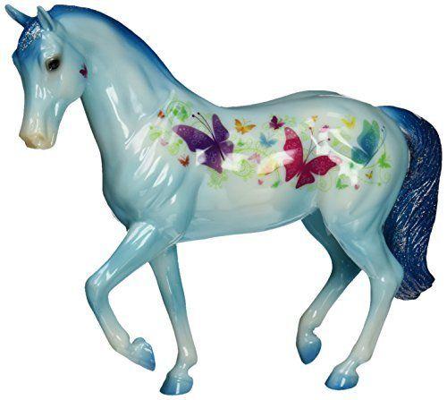 Multicolore Schleich décoré Pegasus STALLION figurine jouet