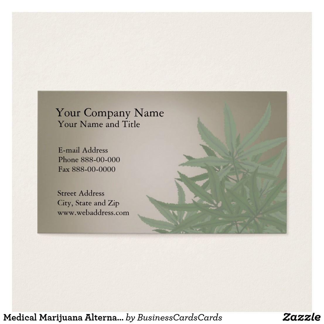 Marijuana cannabis leaf business card cannabis business cards marijuana cannabis leaf business card magicingreecefo Choice Image