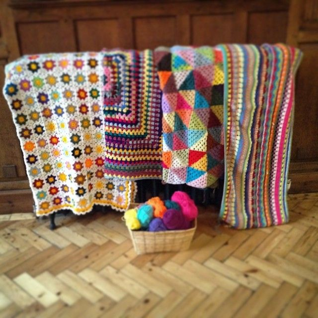 crochetali crochet blankets Crochet Instagrammed