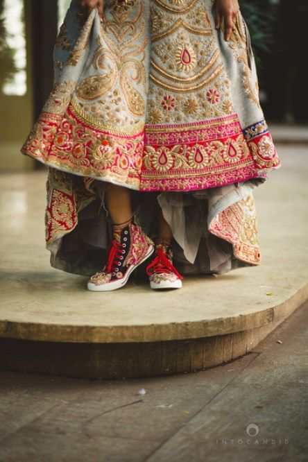 a2631bc45800 Sabyasachi to Louboutins Latest designer wedding shoes for Indian ...