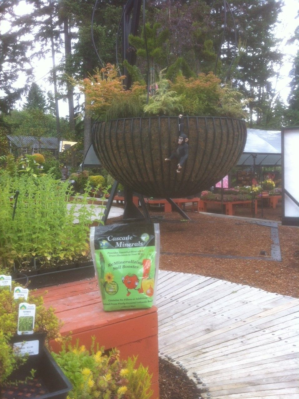 Cascade Minerals Remineralizing Soil Booster Is Available At The The Garden  Corner...home