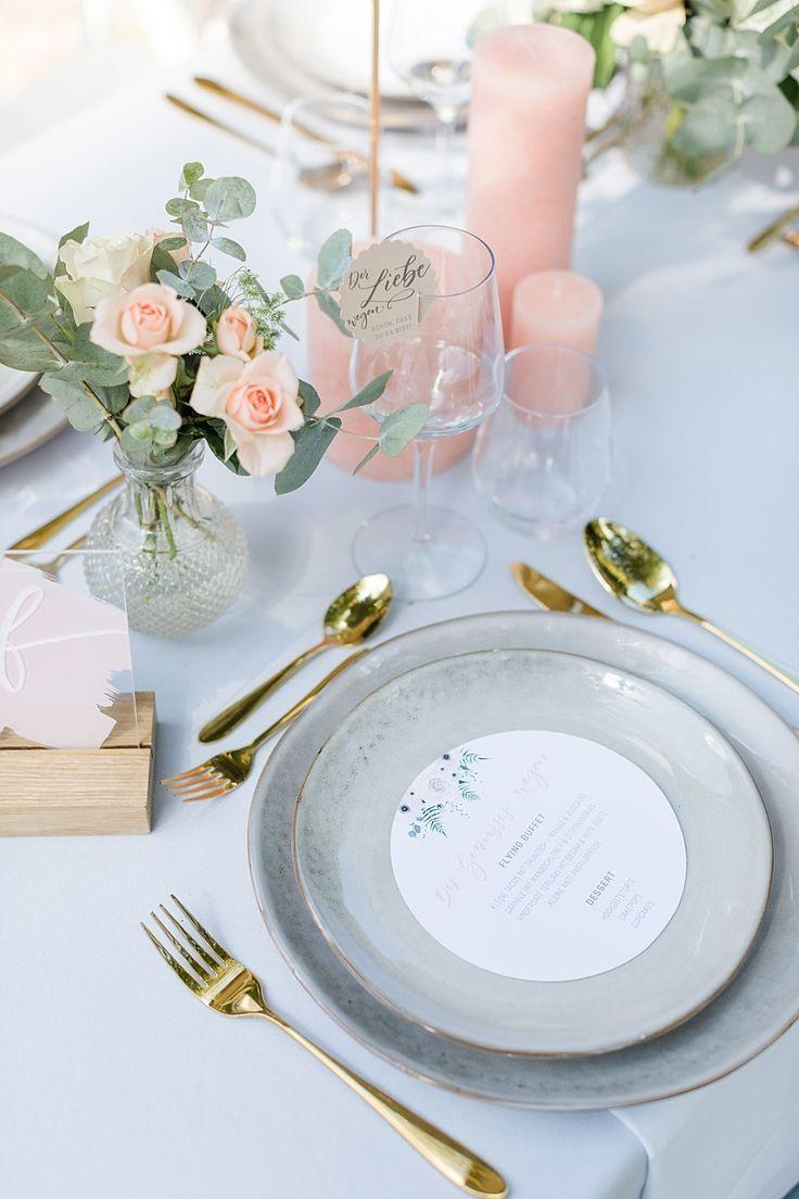 Natural Outdoor Wedding – Ideen für eine natürliche Hochzeit von Liebesgeflüste