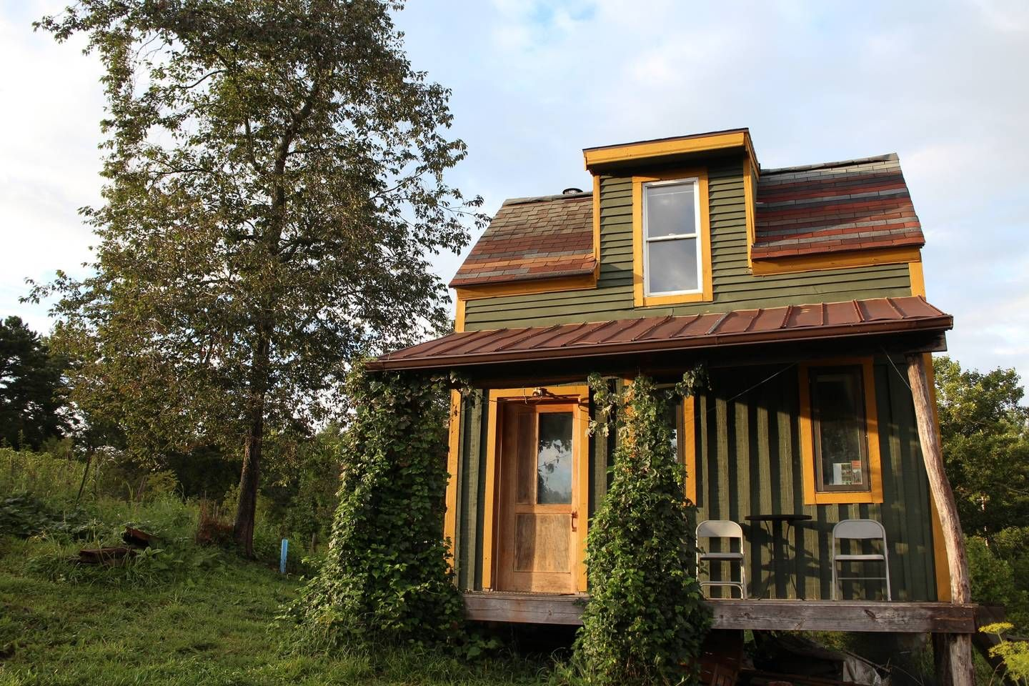 Hilltop Cabin at Raven Ridge Farm stays for Rent in