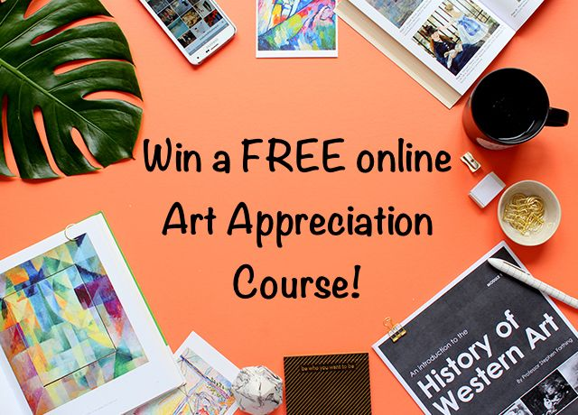 Who wants to become a student at The Art Institute and win a FREE online Art Appreciation course?! We are giving away a free course over on our Instagram page, and all you have to do is follow us @onlineartappreciation and tag 3 friends in the comments on the post! It's that simple! Competition closes this Thursday. To enter, simply click the following link:  https://www.instagram.com/p/BOMaJp8gHgE/