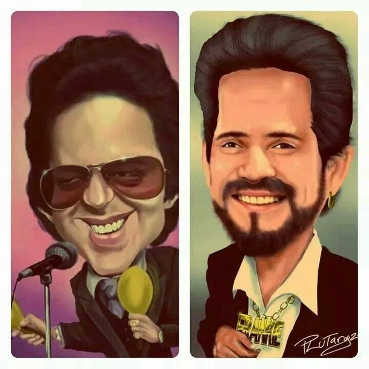Hector Lavoe & Frankie Ruiz    Not quite deliciousness but the