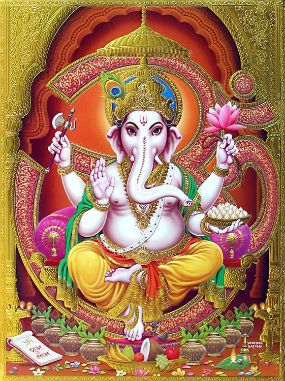 Ganesh Lord Images