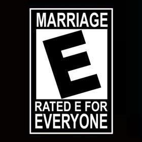 """Marriage"" Brought to you today by the letter ""E."""