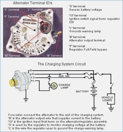 Toyota Corolla Alternator Wiring    Diagram        smartproxyfo