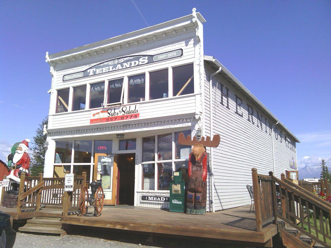 Teeland S Country Store In Matanaska Sustina Alaska Palmer