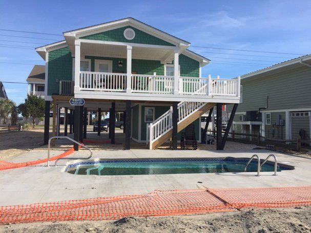 Anchors Away Garden City Beach Vacation Rental Home With Images
