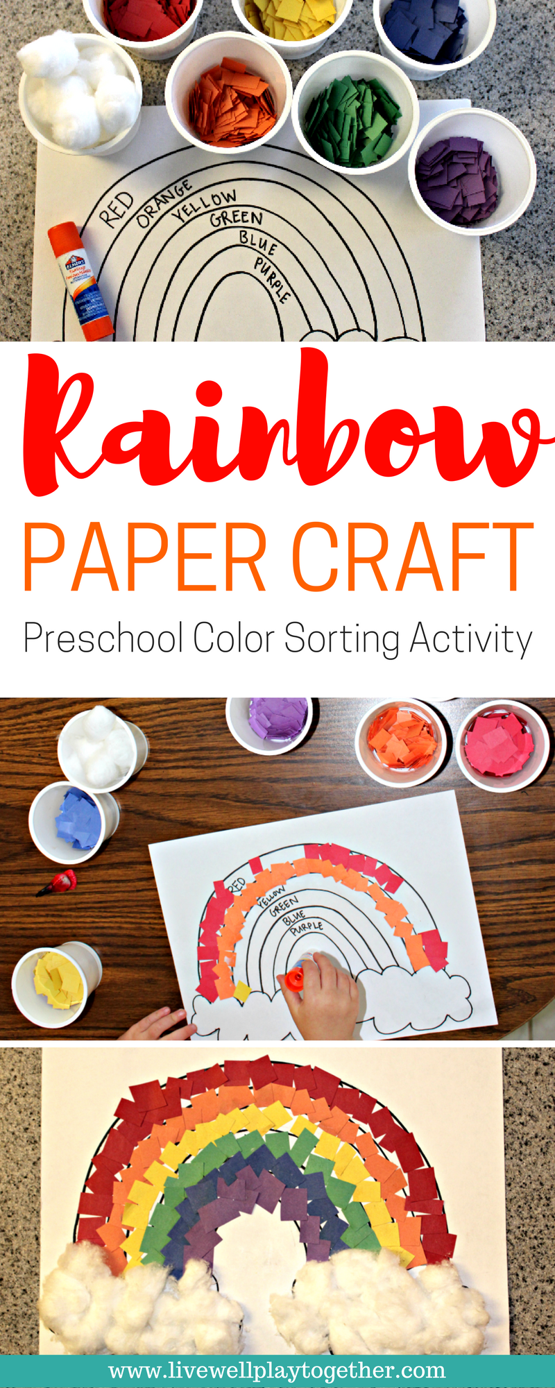 Fun Craft Ideas from livewellplaytogether.com 12