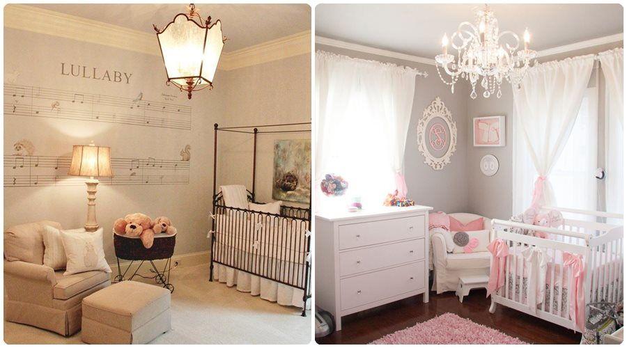 50 ideas para decorar la habitaci n del beb ideas tips - Ideas habitaciones bebe ...