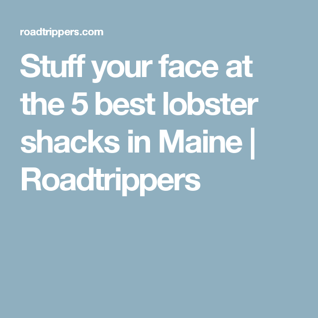 Roadtrippers, Lobster Shack