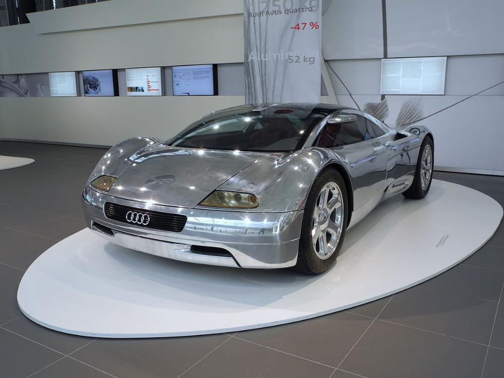 Audi Avus Quattro Concept In 2020 Concept Cars Car Audi