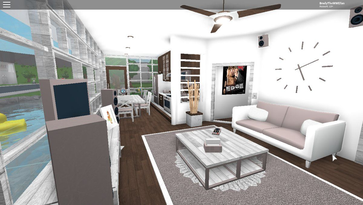 Pin By Hurdshannon On Bloxburg Ideas Luxury House Plans House