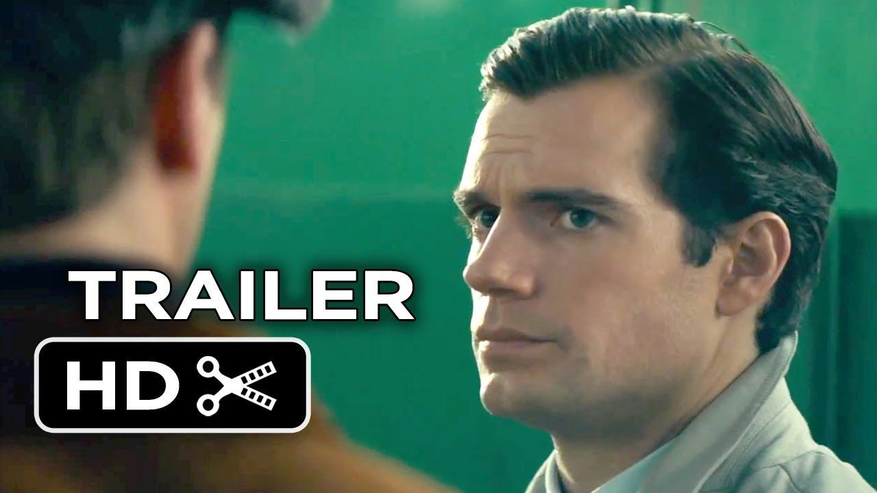 The Man From U N C L E Official Trailer 2 2015 Henry Cavill Armie Hammer Spy Movie Hd The Man From Uncle Official Trailer Trailer