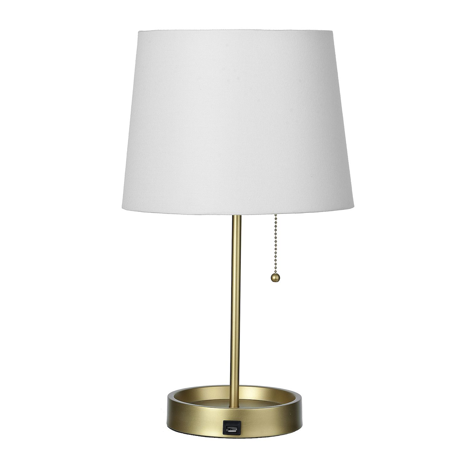Stylish Lamps Stylish Lighting With A Charging Station Make This Lamp A Perfect