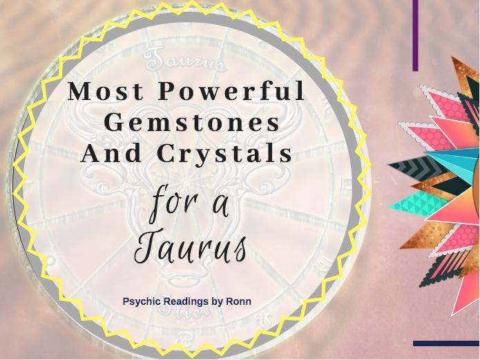 psychic readings by ronn michigan taurus