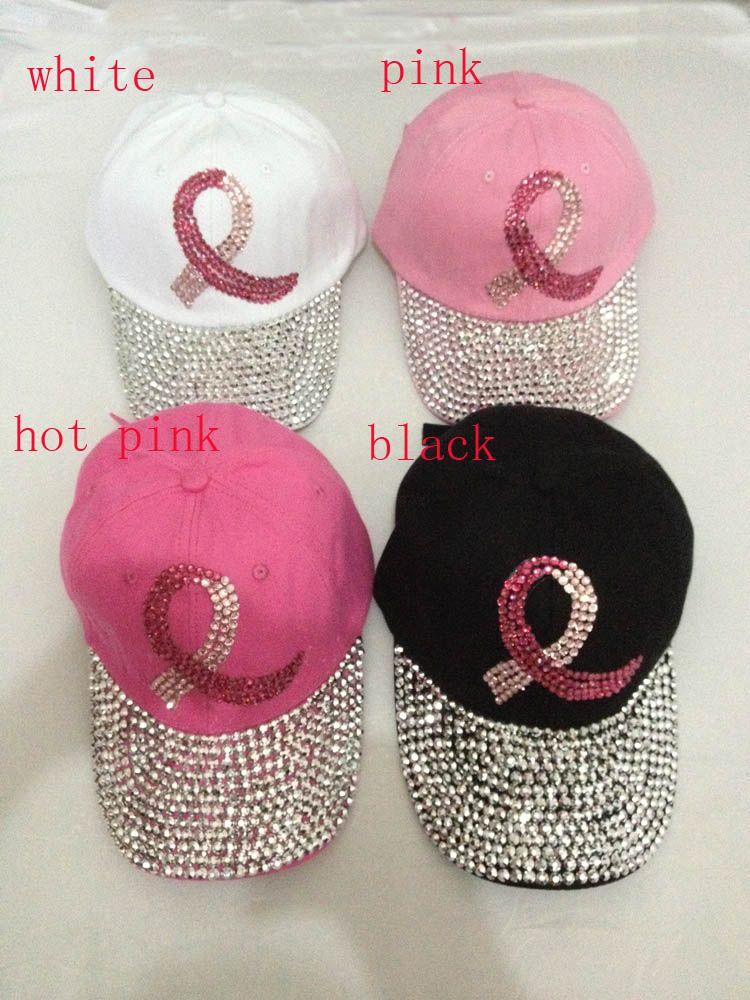 DHL UPS Wholesale high quality cotton women summer diamond cap men  rhinestone baseball hat snapback b0bad9a26793