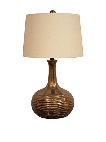 Integrity Lighting Metallic Glazed Ceramic Table L& Bronze  sc 1 st  Pinterest & Integrity Lighting Metallic Glazed Ceramic Table Lamp Bronze ... azcodes.com