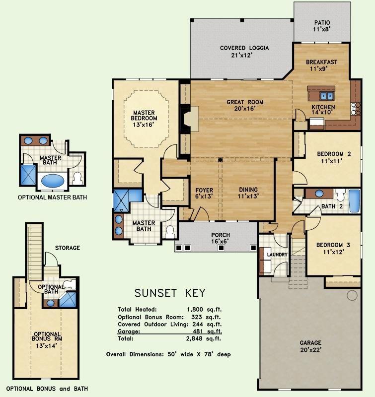 Sunset Key Floor Plans Kent Homes Floor Plans Kent Homes Floor Plan Design
