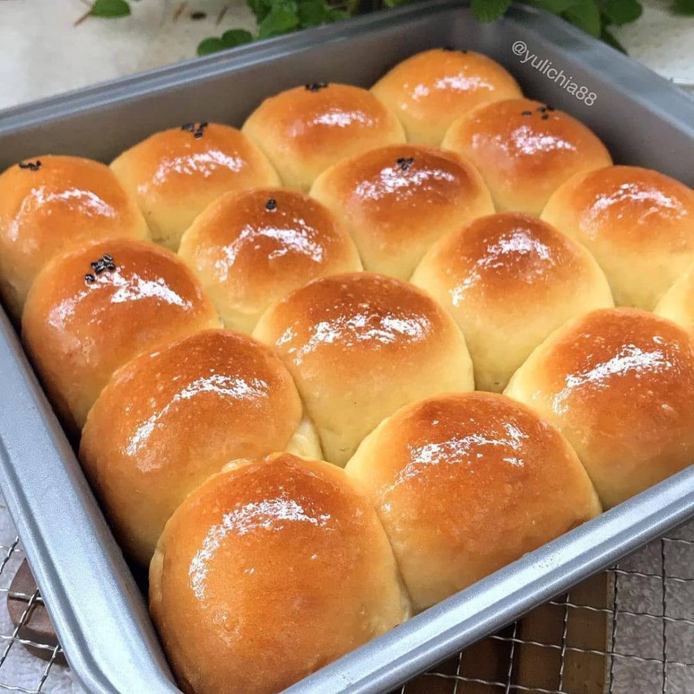 Resep Roti Sobek C Instagram Resep Roti Ide Makanan Resep